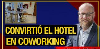 de hotel a coworking